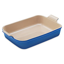 Le Creuset Stoneware 4-quart Heritage Rectangular Dishes