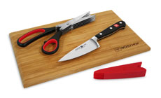 Wusthof Classic Herb Knife & Shears Set