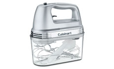 Cuisinart 9-speed Power Advantage Plus Hand Mixer with Storage Case