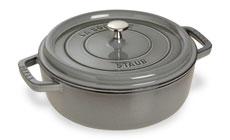 Staub 6-quart Shallow Round Dutch Ovens