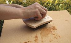 Pizzacraft Pizza Stone Scrubber Brush