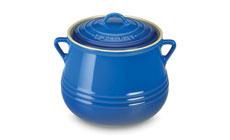 Le Creuset Stoneware 4½-quart Heritage Bean Pot
