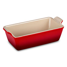 Le Creuset Stoneware 9 x 5 x 3-inch Heritage Loaf Pans