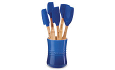 Le Creuset Revolution 6-piece Silicone Utensil Sets