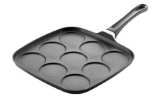 Scanpan Classic Nonstick Blinis Pan