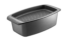 Scanpan Classic Nonstick Deep Roasting Pan with Grill Lid