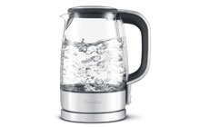 Breville Crystal Clear Glass Electric Kettle