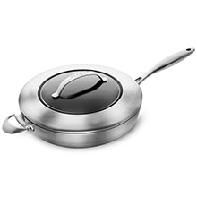 Scanpan CTX Stainless Steel Nonstick Saute Pan