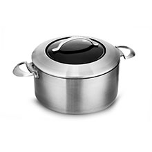 Scanpan CTX Stainless Steel Nonstick Round Dutch Oven