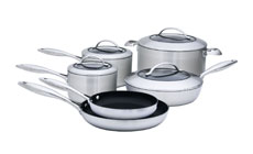 Scanpan CTX Stainless Steel Nonstick Cookware Set