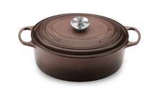 Le Creuset Signature Cast Iron Truffle Oval Dutch Ovens