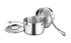 Cuisinart French Classic Stainless Saucepan with Double Boiler Insert