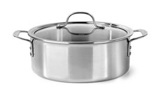 Calphalon Tri-Ply Stainless Round Dutch Oven