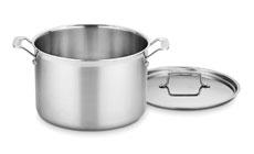 Cuisinart MultiClad Pro Stainless Steel Stock Pot
