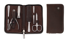 Wusthof 7-piece Stainless Steel Manicure Set