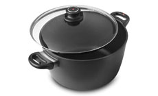 Swiss Diamond Nonstick Induction Stock Pot