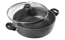 Swiss Diamond Nonstick Induction Braiser