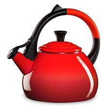Le Creuset Enameled Steel 1.8-quart Oolong Tea Kettles