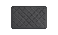 Wellness Mats 3 x 2-foot Moire Motif Anti-Fatigue Kitchen Mats