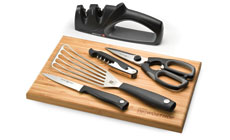 Wusthof Kitchen Essentials Set