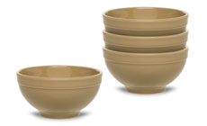 Emile Henry HR 4-piece Cereal Bowl Sets
