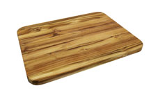 Madeira Teak Edge Grain Cutting Board