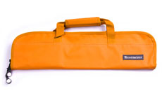 Messermeister Orange Padded Knife Rolls