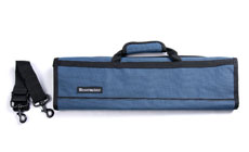 Messermeister 8-pocket Deluxe Print Padded Knife Rolls