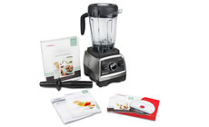 Vitamix  Professional Series 750 Brushed Stainless Blender