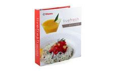 Vitamix Live Fresh Raw/Vegetarian Cookbook