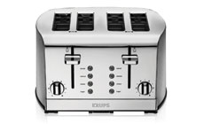 Krups Stainless Steel Toaster