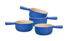 Le Creuset Stoneware 4-piece 16-oz. French Onion Soup Bowl Sets