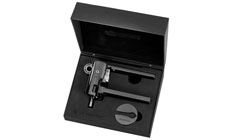 Le Creuset LMG10 Black Nickel Advanced Lever Model Wine Opener & Foilcutter Set