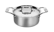All-Clad d5 Brushed Stainless Casserole