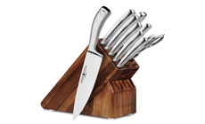 Wusthof Culinar PEtec 10-piece Knife Block Sets