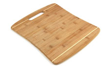 Cutlery and More Bamboo Cutting & Serving Board