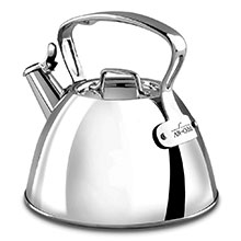 All-Clad Stainless Whistling Tea Kettle
