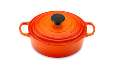 Le Creuset Signature Cast Iron 3½-quart Round Wide Dutch Ovens