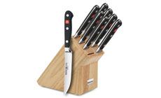 Wusthof Classic Steak Knife Block Set