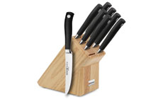 Wusthof Grand Prix II Steak Knife Block Set