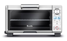Breville Stainless Steel Mini Smart Oven