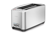 Breville Die-Cast Long-Slot Smart Toaster