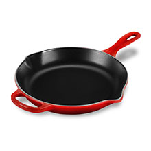 Le Creuset Signature Cast Iron 10¼-inch Iron Handle Skillets