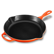 Le Creuset Signature Cast Iron 11¾-inch Iron Handle Skillets