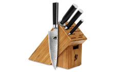 Shun Classic Knife Block Set