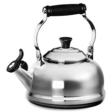 Le Creuset Stainless Steel Whistling Tea Kettle