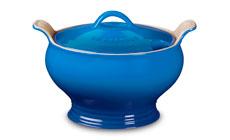 Le Creuset Stoneware 3-quart Heritage Soup Tureen