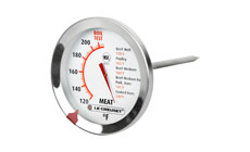 Le Creuset Stainless Steel Meat Thermometer