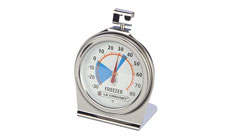 Le Creuset Stainless Steel Refrigerator Freezer Thermometer