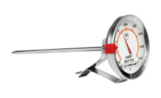 Le Creuset Stainless Steel Candy/Deep Fry Thermometer